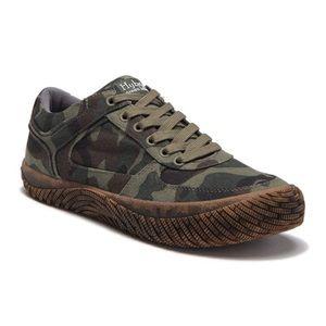 Hybrid Green Label Sneaker (Camo)